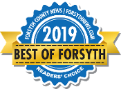 2019 Best of Forsyth, Logo